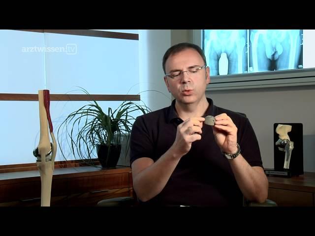 Hüftprothesen: Welche Arten gibt es? (arztwisen.tv / Knie & Hüfte)