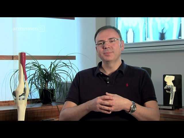 Hüftprothese: Ab wann ist sie sinnvoll? (arztwissen.tv / Knie & Hüfte)