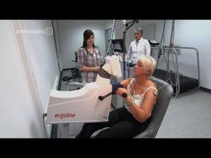Belastungs-EKG Arme  ( Dr. med. Petra Lange-Braun )